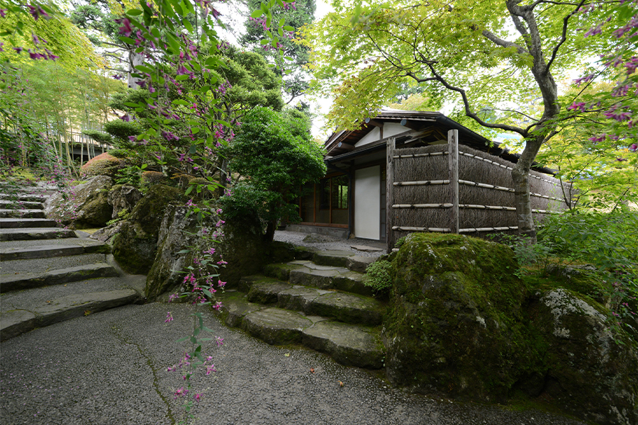 萩の家・萩の道