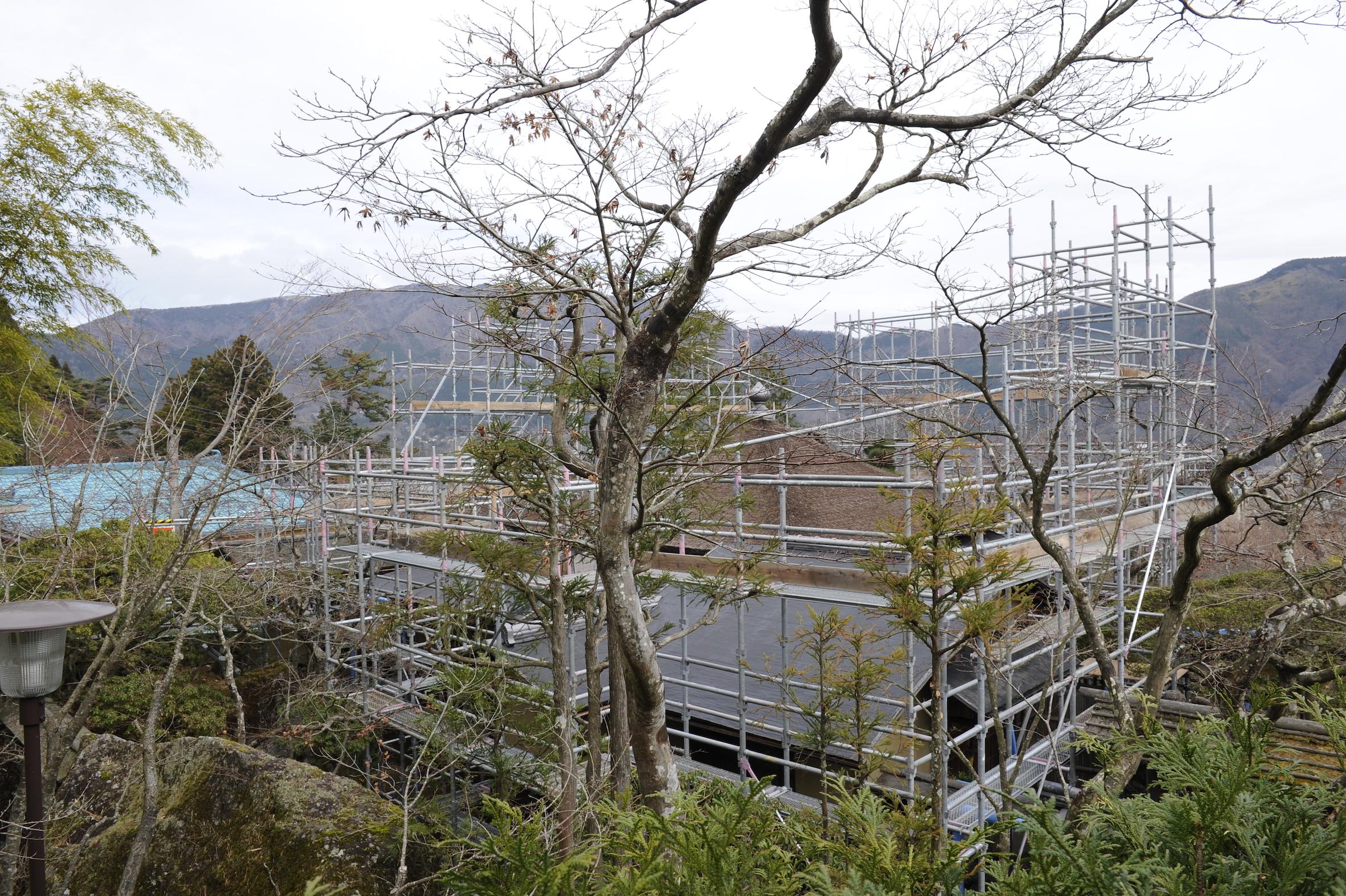 神仙郷各施設の改修事業