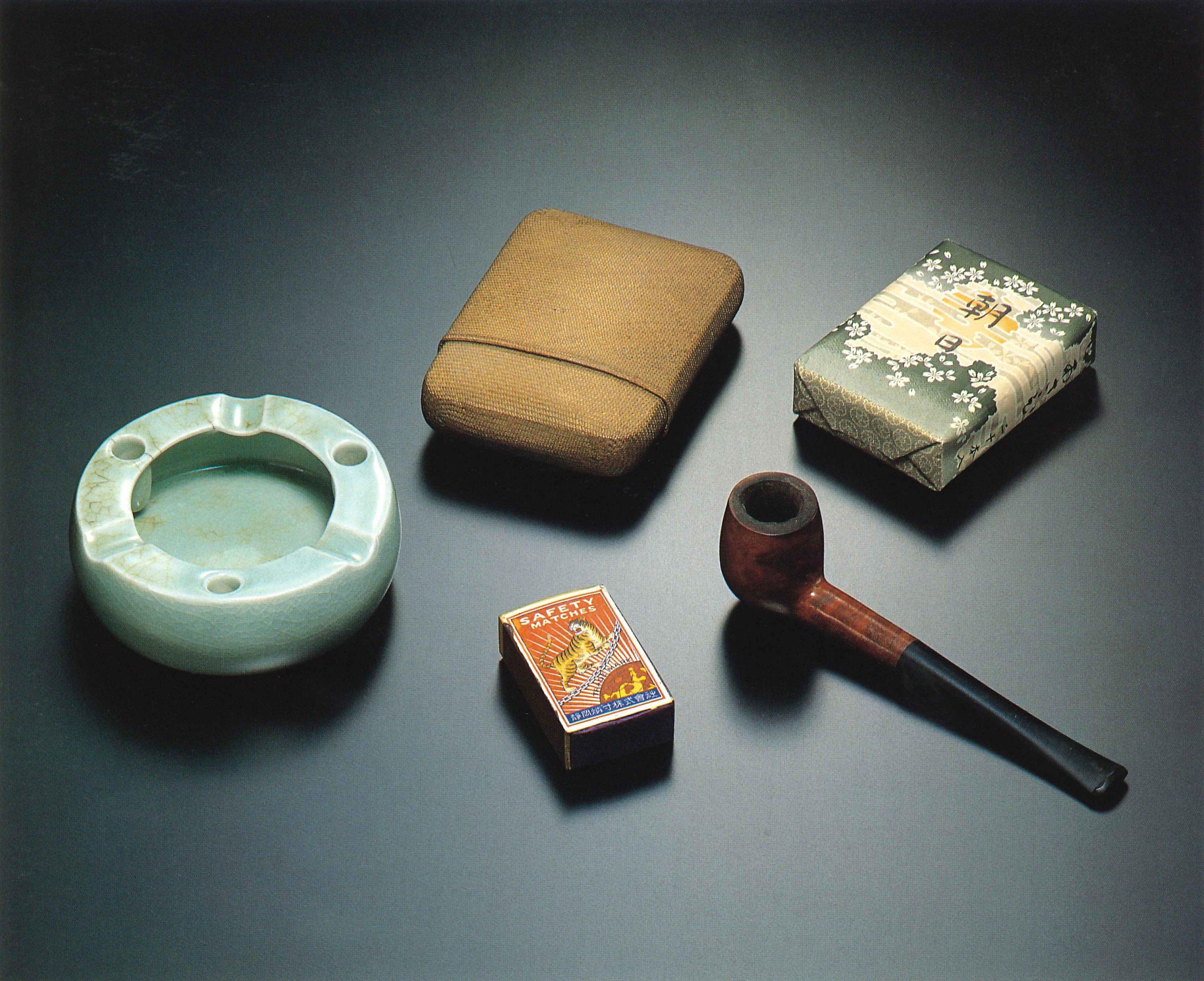教祖のタバコセット